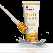 Gehwol Fusskraft Soft Feet cream 125 ml