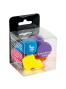 Latex-free mini make-up sponges - meigikäsnad 5tk