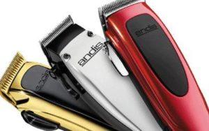 Andis juukselõikusmasinad nüüd HairLine kauplustes